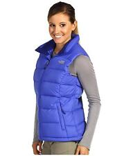 THE NORTH FACE NUPTSE 2 VEST WOMENS 700 FILL DOWN JACKET VIBRANT BLUE SIZE M NEW
