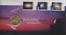 Australia Stamps 2009 STARGAZING Southern Skies Astronomy Space Science $1 PNC