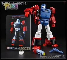 Transformers toys X-Transbots MM-VI Boost Windcharger New instock action figure