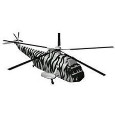 Sikorsky SH-3 Seaking 1/700