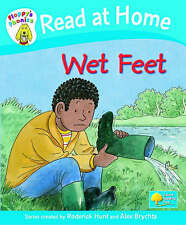 """Read at Home: Floppy's Phonics: L3b: Wet Feet Hunt, Roderick """"AS NEW"""" Book"""