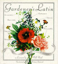 Gardener's Latin: a lexicon,GOOD Book