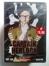Captain Herlock The Endless Odyssey/Outside Legend vol. 2 * DVD NUOVO