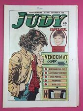 JUDY - Stories For Girls - No.1501 - October 15, 1988 - Comic Style Magazine