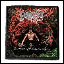 DEMIGOD - Slumber of Sullen Eyes  --- Patch / Aufnäher ---
