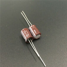10pcs 470uF 10V470UF 8x11.5mm Nichicon PW Low Impedance Long Life Capacitor