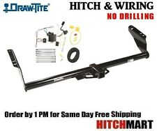 """CLASS 3 TRAILER HITCH & WIRING FOR 2011-2014 TOYOTA SIENNA 2"""" TOW RECEIVER 75237"""