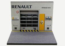 Diorama présentoir Renault République Autos - 1/43ème - #MR43A081