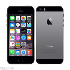 Apple iPhone 5S 32GB Grigio 8MP LTE 4G Cellulare Smartphone IOS 9 Touch ID A1533