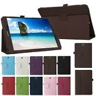 Luxury Leather Flip Stand Case Cover For Samsung Galaxy Tab A 9.7 SM-T550 Tablet
