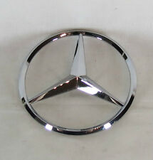 MERCEDES TRUNK STAR EMBLEM 06-11 ML & 07-12 GL CLASS OEM BACK HATCH CHROME BADGE