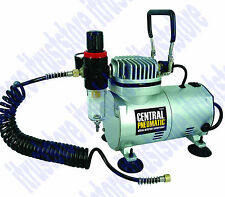 Electric Powered Quiet Little Small CompressorAirbrush Works with all airbrushes