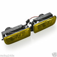 Fog light Set Yellow Klarglas for BMW 3 Series E36 Compact Yellow Nebler
