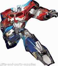 Transformers Optimus Prime Jumbo Foil Balloon Birthday Decoration Party Supplies