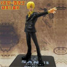 One Piece POP Sanji Battle.Ver Toy Figure Figurine Doll New Hot Fans Kids Gifts
