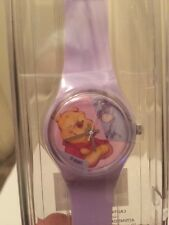 Disney Store Winnie the Pooh Watch New With Purple Band