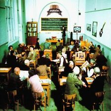 CD Oasis- the masterplan 5099749183025