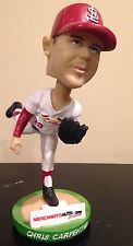 Chris Carpenter New Hampshire Fisher Cats Bobblehead St. Louis Cardinals SGA