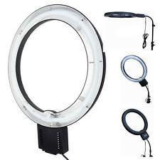Continuous Fluorescent Photo Studio Macro Ring Lamp Day Light Selfie Beauty Dish