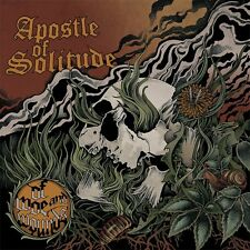 APOSTLE OF SOLITUDE - Of Woe and Wounds (NEW*US DOOOM METAL*LIM.350 DLP*BLACK V.