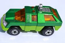 Matchbox Lesney Superfast No 59 Verde Metálico Planet Scout-casi Nuevo