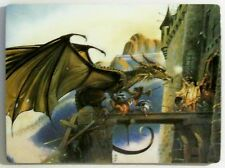 CHRIS ACHILLEOS Fantasy Art Fridge Magnet DRAGONSPELL