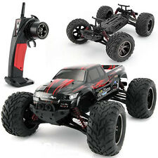 Remote Control Monster Truck High Speed Off Road 2WD Electric Racing Car 1:12 RC