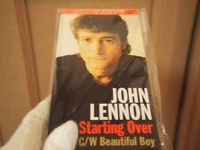 Used_CD Starting Over Single John Lennon FREE SHIPPING FROM JAPAN BI81