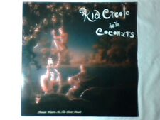 KID CREOLE AND THE COCONUTS Private waters in the great divide lp HOLLAND PRINCE