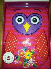Microwaveable Vanilla Scented Hand & Body Warmer Knitted Cover Owl Design