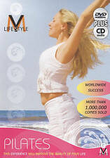MY LIFESTYLE: PILATES (DVD: Fitness, Health, Zen Music Meditation) - NEW! L@@K!