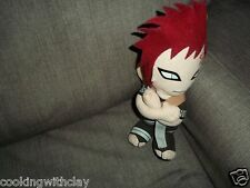 NARUTO SHONEN JUMP GAARA GOURD BACKPACK MASASHI KISHIMOTO CARTOON PLUSH DOLL TOY