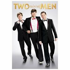 TWO AND A HALF MEN: THE COMPLETE TENTH SEASON (2013, DVD - TV)