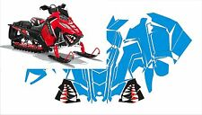 POLARIS shark mouth teeth decal GRAPHICS SWITCHBACK  00 600 PRO S X AXYS 120 137