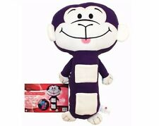 SEAT BELT PET MONKEY COVER SOFT TOY COMFORT PILLOW CAR SEATBELT CHILDREN H7