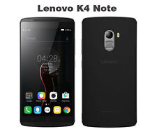 Lenovo K4 NOTE Black 4GLTE 13MP/5MP 3GB RAM Fingerprint Brand New Sealed