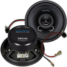 Crunch DSX 120 mm 120mm Lautsprecher für Mercedes W124