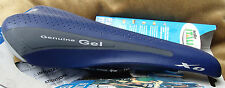 Selle Italia XO GENIUNE GEL BLUE RACING Saddle RRP £39.99 RARE MODEL AND COLOUR