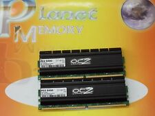 OCZ 4GB 2X2GB DDR2 PC2-6400 800 240pin NON ECC Low Density DESKTOP OCZ2B800C54GK