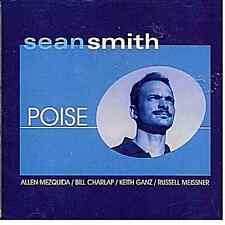 Poise by Sean Smith Bass CD Feb-2002 Ambient Records Inc NEW SEALED FREE S&H US