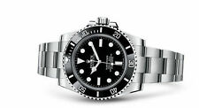 Rolex Oyster Perpetual Submariner 14060 Wrist Watch for Men
