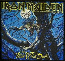 "IRON MAIDEN AUFNÄHER / PATCH # 11 ""FEAR OF THE DARK"""