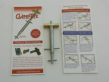 ClampTite A stainless steel tool used to make professional quality wire clamps
