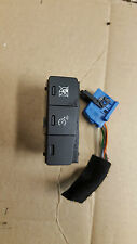 2006-2010 Citroen C3 Pluriel Cruise control Childlock Switch button 96546668