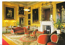 Yorkshire Postcard - Harewood House - The Yellow Drawing Room     LE207