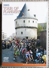 2005 Tour of Flanders World Cycling Productions 2 DVD set Tom Boonen Very Clean