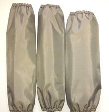 Shock Covers Honda TRX 450R Silver/Grey 450 R ATV Set of 3