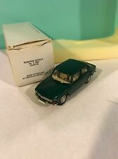 Rob Eddie Models 1/43 1969 Saab 99 Green Model Die cast Toy Car