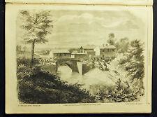 PAVIA:COMBATTIMENTO DI PALESTRO.RISORGIMENTO.ITALIA1859