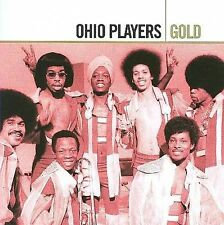 Ohio Players, Gold [2 CD], Excellent Original recording remastered